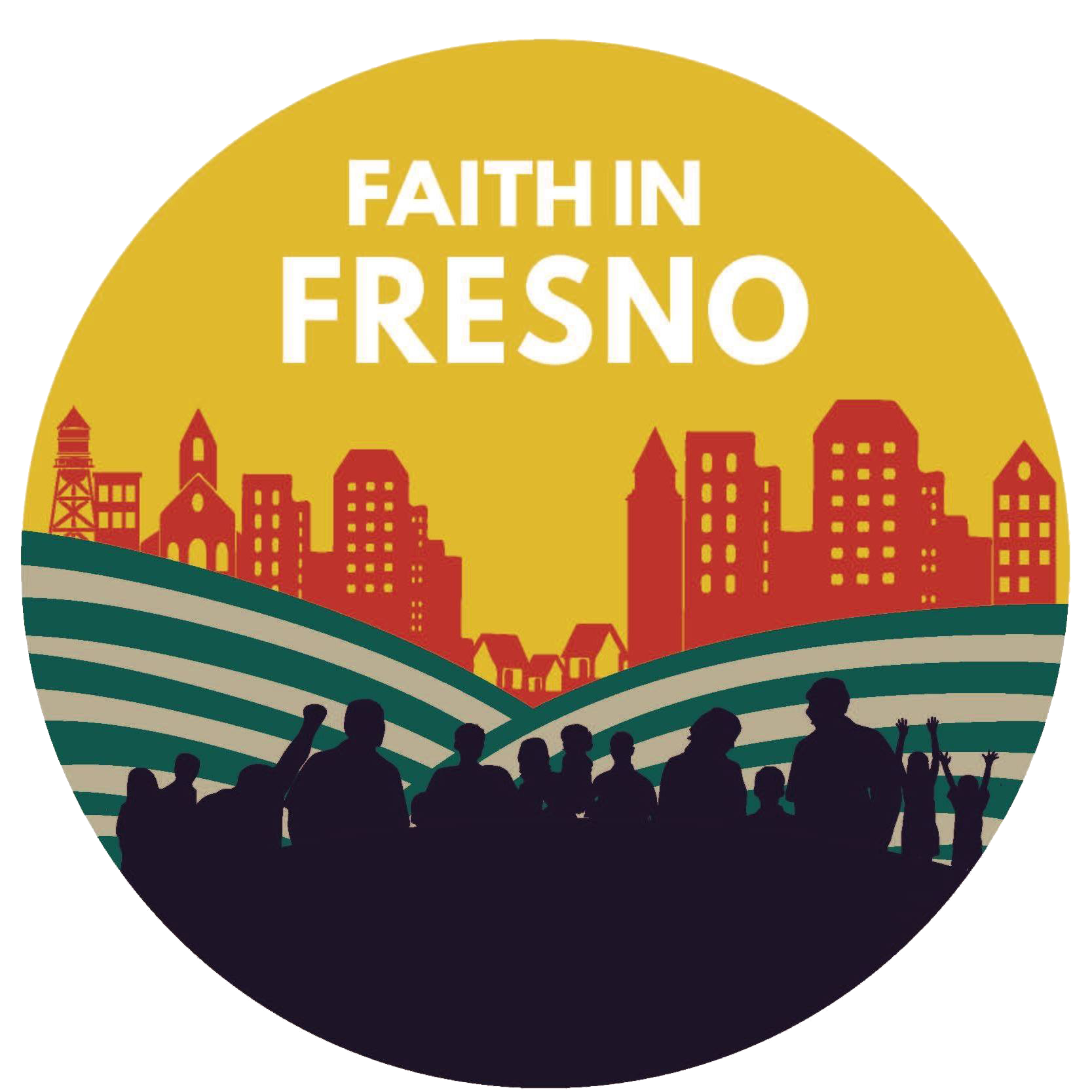 Faith in Fresno logo