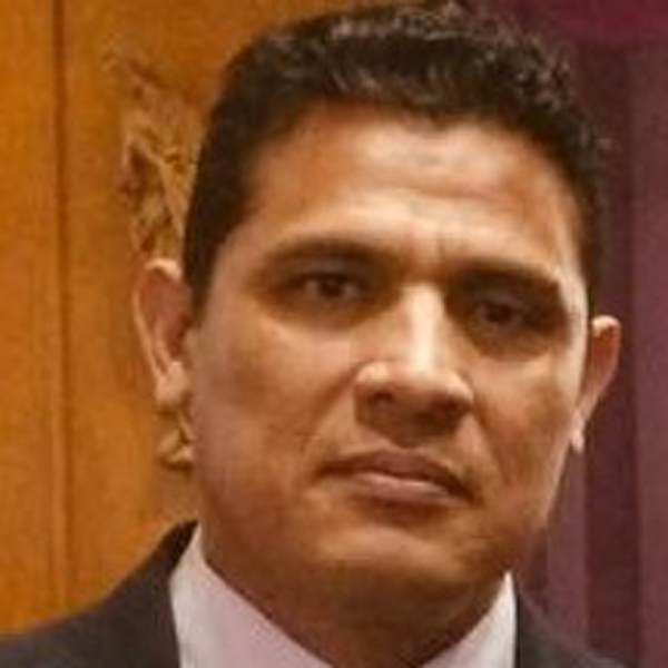 Arturo Palato, Organizer, Faith in the Valley