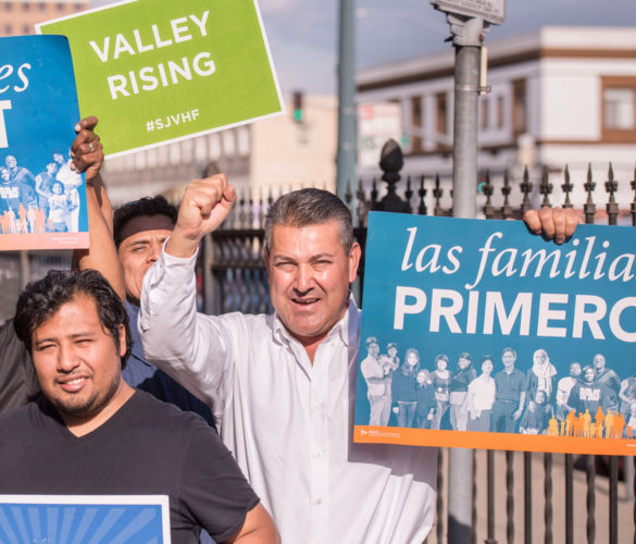 Dignity for ALL Immigrants campaign - featured