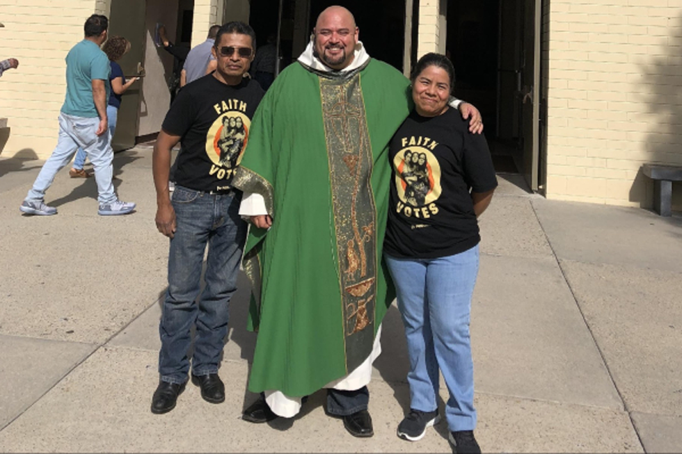 Amador, St. Joseph's Catholic Church In Selma, CA (Photo Courtesy Of United States Conference Of Catholic Bishops' Department Of Justice, Peace & Human Development)