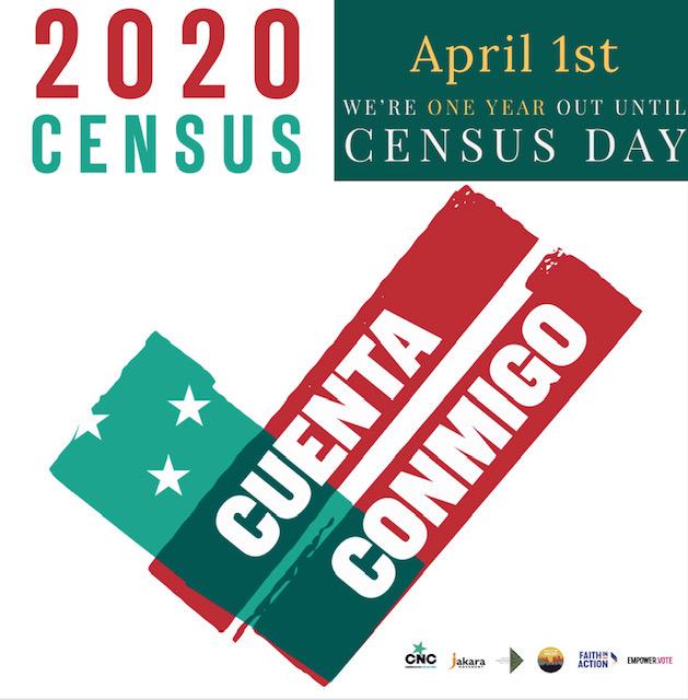2020 Census: Cuenta Conmigo