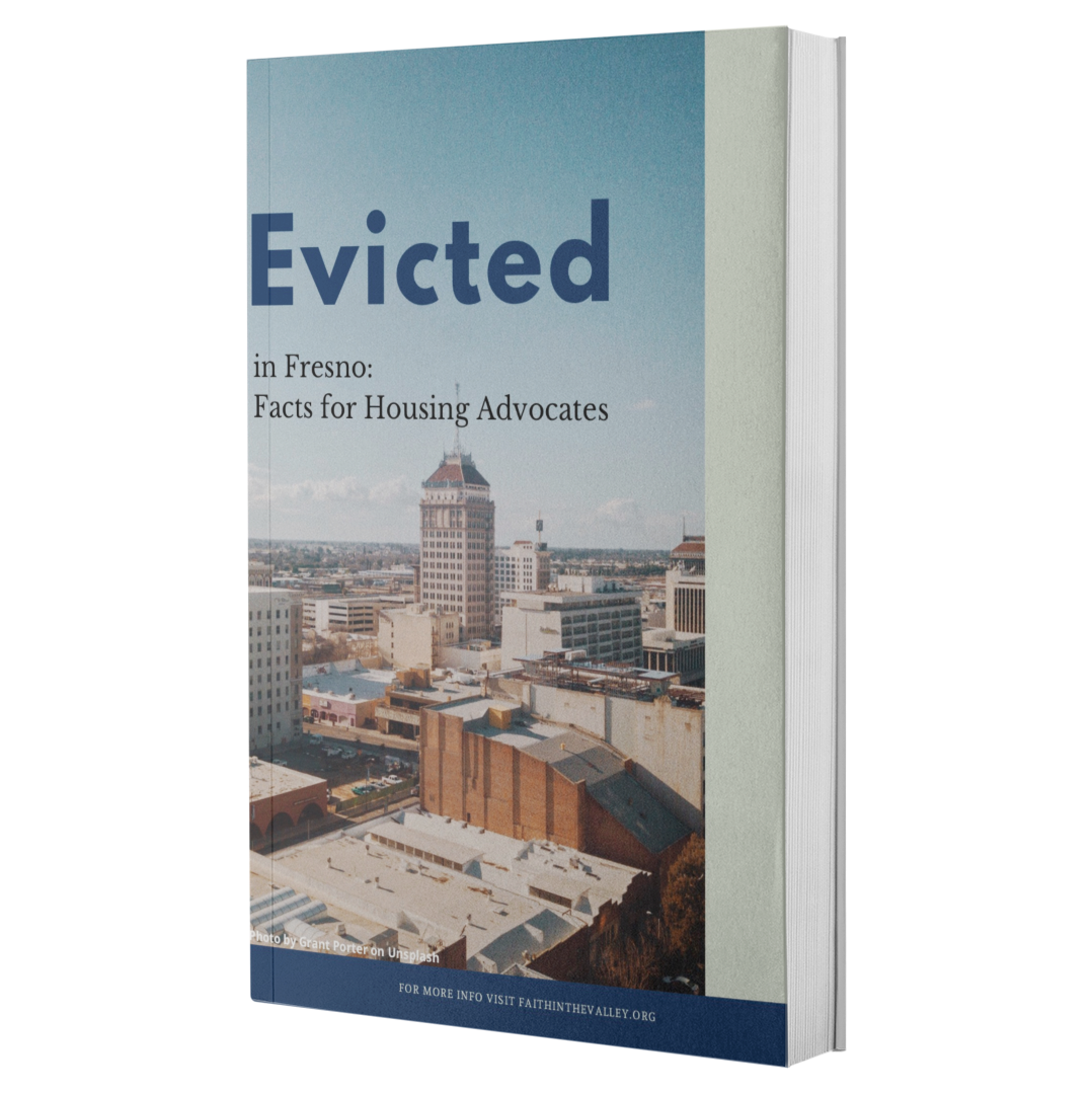 Evicted in Fresno - cover