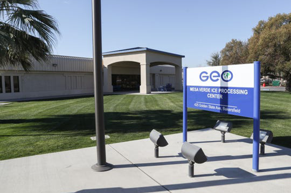 GEO Group's Plan To Convert Two Central Valley Prisons Into ICE Detention Centers Put On Hold