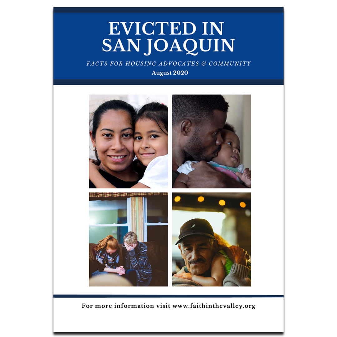 Evicted in San Joaquin Report