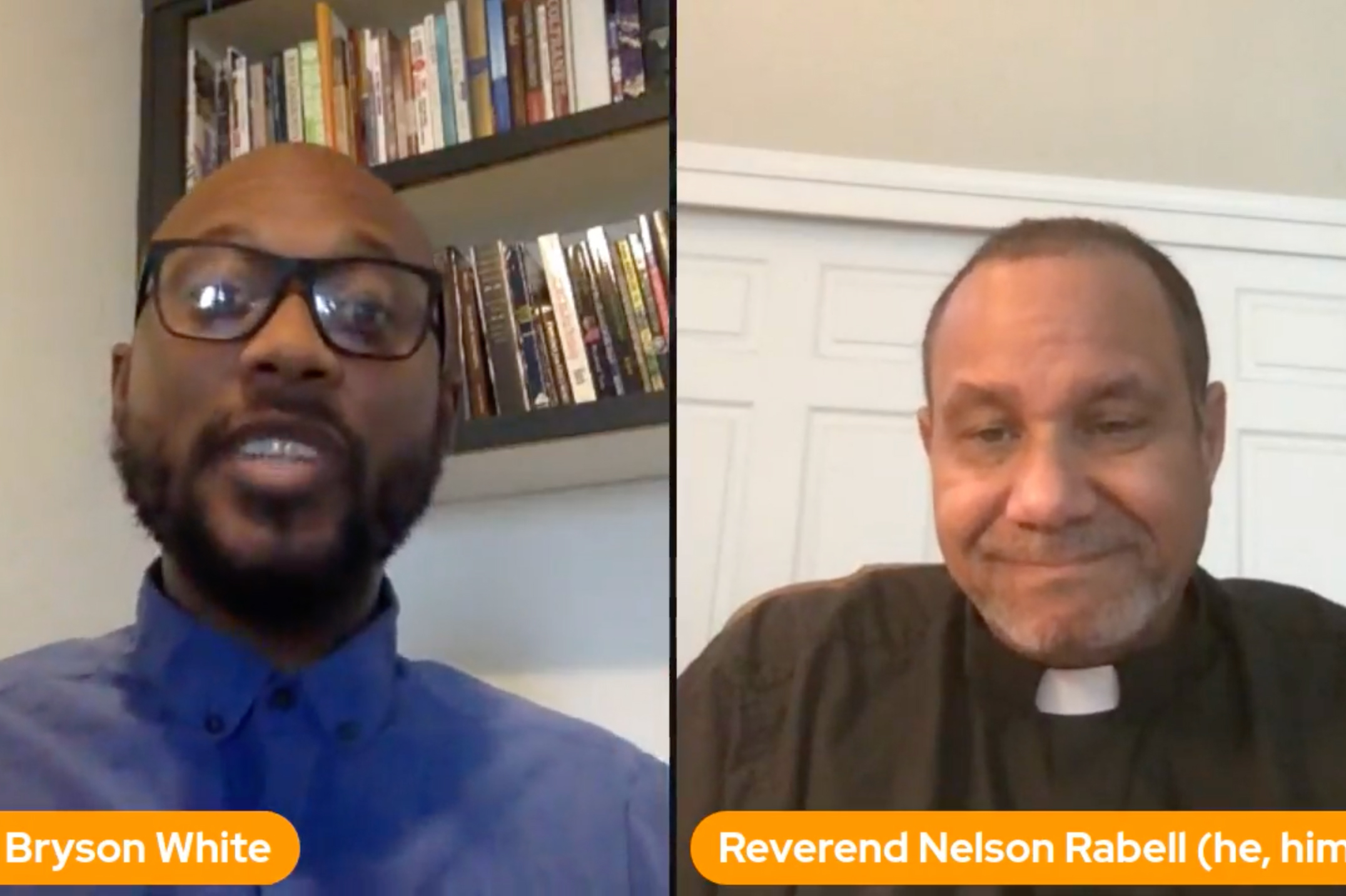 Faith In The Valley Justice Interview Series - Rev. Nelson Rabell