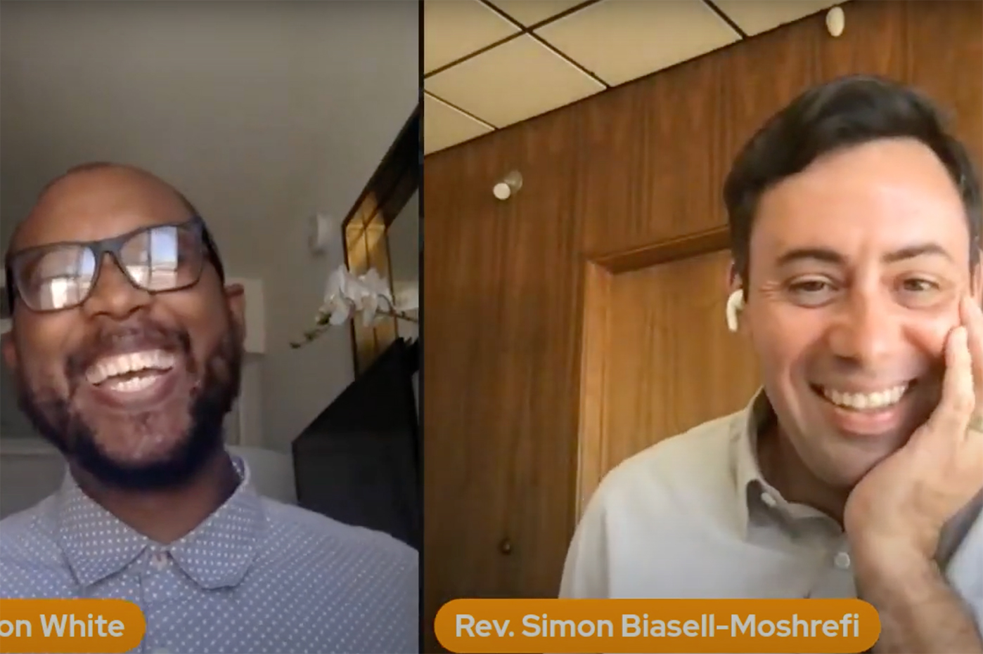 Justice Interview Series: A Conversation With Pastor Simon Biasell