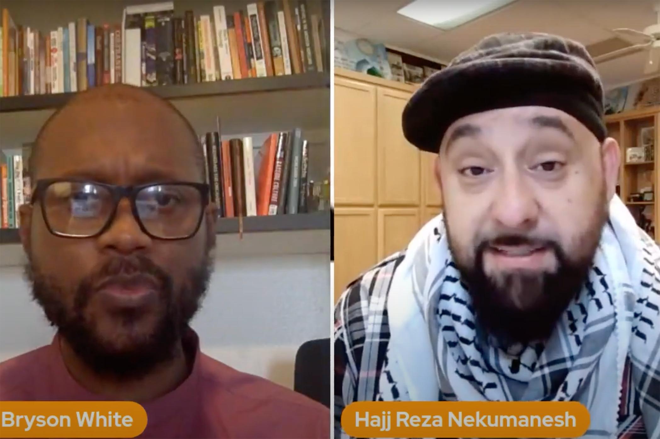 A Conversation On Palestine